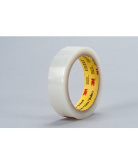 3M™ Polyester Film Tape 856 Transparent, 1 in x 72 yd, 36 per case