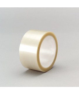 3M™ Polyester Film Tape 850 Transparent, 1 in x 180 yd 1.9 mil, Splice Free, Minimal Air Entrapment, 36 per case