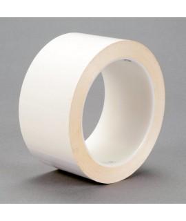 3M™ Polyester Film Tape 850 White, 3 in x 72 yd 1.9 mil, 12 per case Bulk