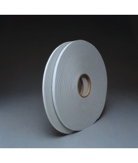 3M™ Venture Tape™ Vinyl Foam Tape 1718 Gray, 3/8 in x 75 ft, 32 per case