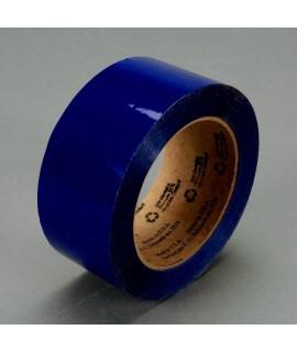 Scotch® Box Sealing Tape 371 Blue, 36 mm x 1500 m, 8 per case Bulk