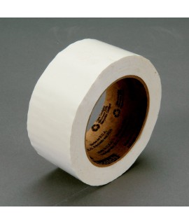 Scotch® Box Sealing Tape 371 White, 48 mm x 1500 m, 6 per case Bulk