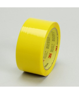 Scotch® Box Sealing Tape 371 Yellow, 48 mm x 1500 m, 6 per case Bulk