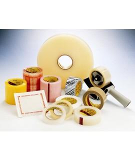 Scotch® Box Sealing Tape 371 Red, 48 mm x 1500 m, 6 per case Bulk