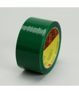 Scotch® Box Sealing Tape 371 Green, 48 mm x 1500 m, 6 per case Bulk
