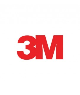 3M™ Cylinder Mount Build-Up Tape 1640 Clear, 12 in x 50 ft 40.0 mil, 1 per case